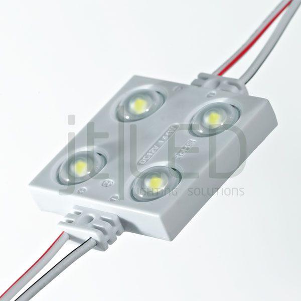 1.2W Square Optical Lens LED Module